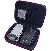 Skyreat Mavic Mini Tasche Portable Handtasche, Tragetasche kompatibel mit DJI Mavic Mini Passend für Fernbedienung, 3 Batterien und anderes Zubehör