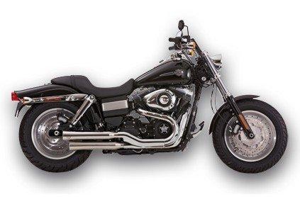 Marmitte 2 in 2 Slip-On Falcon Per Harley Davidson Dyna Lucide OMOLOGATE FXDF - FXDWG Per Harley Davidson Dyna FXDF dal 2008 in poi e FXDWG dal 2010 in poi.