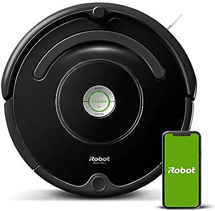 iRobot Roomba - Robot aspiradora con conectividad Wi-Fi, compatible con Alexa