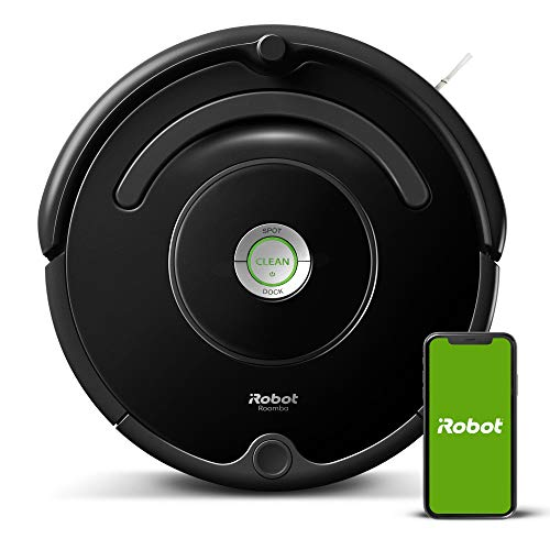 iRobot Roomba 675 Wi-Fi Robot Vacuum  $179 at Amazon