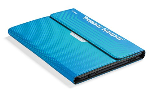 Kensington Trapper Keeper Folio Case for Samsung Galaxy Tab 4, Tab S, Nexus 9, iPad Air, iPad Air 2, Kindle Fire HDX and other 9-Inch to 10-Inch Tablets (K97326WW)