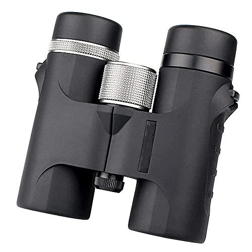 DCLINA Binoculares SV31 8X32 telescopio portátil a Prueba Agua para Caza, Camping, Deporte, Turismo Profesional, Alta Potencia F9312AA