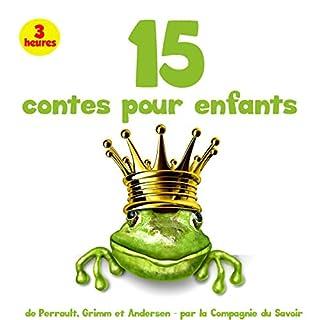 Couverture de 15 contes pour enfants
