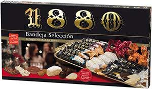 1880 bandeja selección caja 450 gr