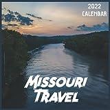 Missouri Travel Calendar 2022: 2021-2022 Missouri Weekly & Monthly Planner   2-Year Pocket Calendar   19 Months   Organizer   Agenda   Appointment   For Missouri Lovers
