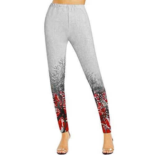 Shinehua Leggings hoge taille dames sport yoga broek lange ondoorzichtige compressiebroek sportbroek workout gym joggen stretch yogabroek hardloopbroek joggingbroek