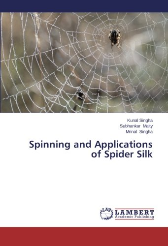 Spinning and Applications of Spider Silk