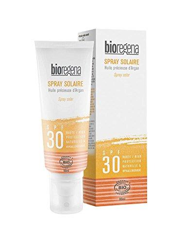 Bioregena Spray Solaire SPF 30 Bio 90 ml