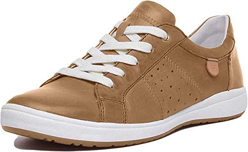 Josef Seibel Damen Caren 01 Sneaker, Braun (Camel 133 240), 39 EU