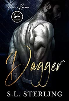 Dagger (Vegas MMA Book 1) by [S.L. Sterling]