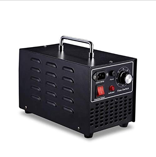 LXT PANDA Commercial Ozone Generator Air Purifier, Portable Ozone Generator,Multipurpose Ozone Machine with Timer from Small Apartments, Hotels, Vehicles and Boats at Their Source.