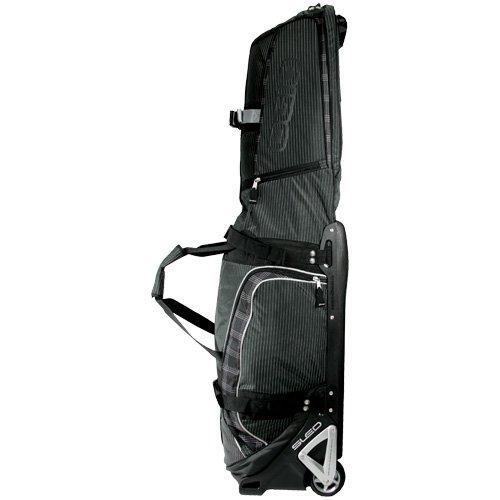 Ogio Monster Travel Bag - Black Pinstripe