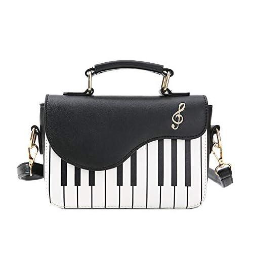 Piano-Guitar-Music-Notes-PU-Leather-Shoulder-Tote-Bag-Purse-Crossbody-Handbag-for-Women-Girls