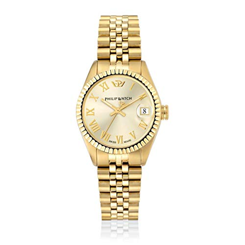 Philip Watch Caribe R8253597519 - Orologio da Polso Donna