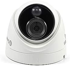 Swann PIR Dome Security Camera, 4K Ultra HD Surveillance Cam w/Night Vision, Indoor/Outdoor, Heat & Motion Sensing, Add to DVR, SWPRO-4KMSD