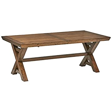 Stone & Beam Alejandra Farmhouse Dining Table