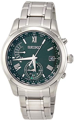 [セイコーウォッチ] 腕時計 ブライツ SAGA307 メンズ シルバー