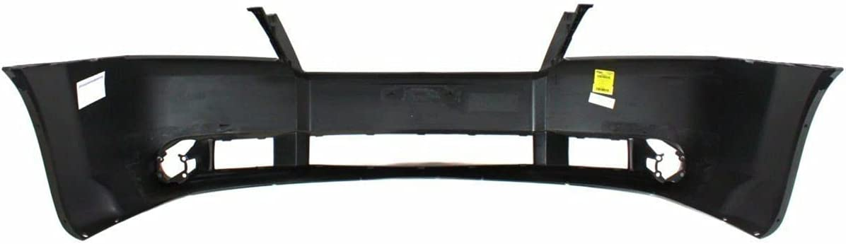JENCH Front Bumper Cover High order Replacement Dodge overseas with 2008- Compatible