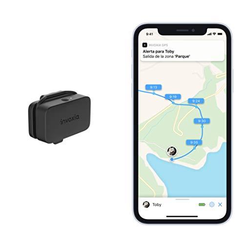 Invoxia Pet Tracker - Rastreador de GPS para gatos y perros