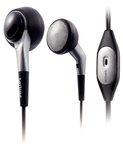 Philips SHM3100/37 Earbud Multimedia Headset