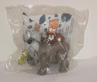 Vintage Disney 101 Dalmatians McDonalds Happy Meal Toy ~ The Colonel and Sergeant Tibs (1990)