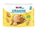 Hipp Hipp - Ormine, Croccanti Salatini Bio, Gusto Formaggio, Cotti Al Forno, 6 Confezioni Da 28 G - 168 g