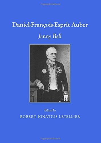 Daniel-Francois-Esprit Auber: Jenny Bell