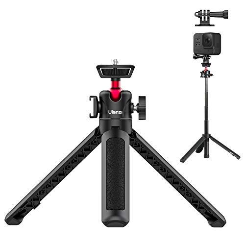 MT-16 Extendable Phone Camera Tripod, 4 Levels...
