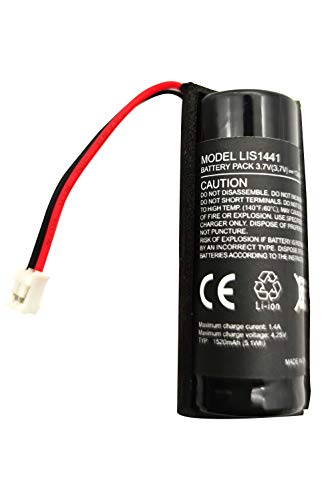 LIS1441 Battery Replacement for Sony CECH-ZCM1U Playstation Move Motion Controller PS3 Move 4-168-108-01 4-195-094-02 LIP1450