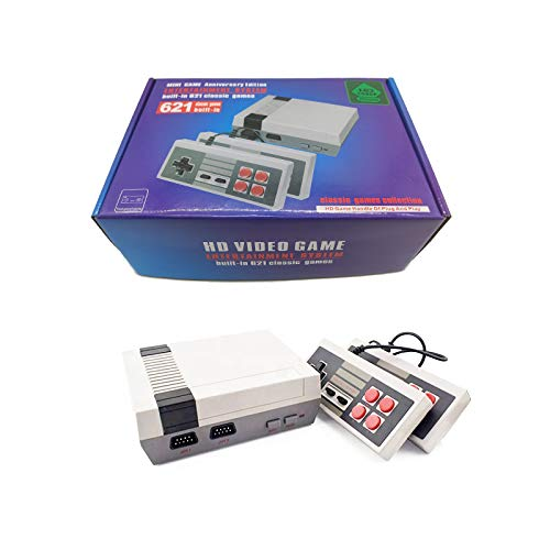 Old Arcade Retro Game Console, 621 Different Classic Games, HDMI Connection, Classic Game Play, Nostalgic Game Play, Childs Gift