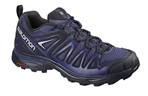 Salomon Damen X Ultra 3 Prime W, Wander- und Multifunktionsschuhe, blau (crown blue / night sky / spectrum blue), Größe 42