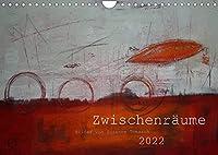 Zwischenraeume (Wandkalender 2022 DIN A4 quer): Eintauchen in intuitive Bildwelten - innehalten und verweilen (Monatskalender, 14 Seiten )