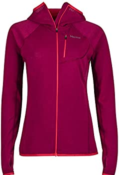 Marmot Women's Neothermo Hoody (X-Small) (Red Dahlia)