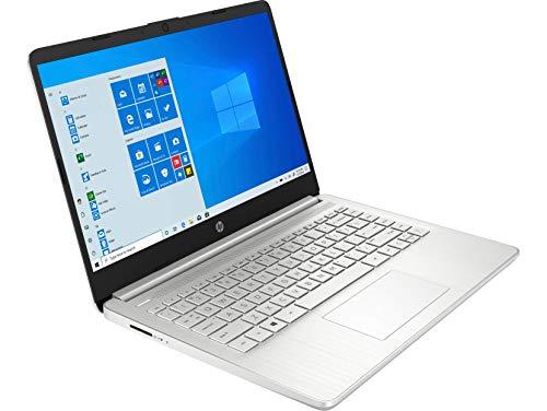 HP 14(2021) 5th Gen Ryzen 3 5300U 14-inch(35.6 cm) FHD Laptop with Alexa Built-in(8GB/512GB SSD/Windows 10/MS Office/Natural Silver/1.46Kg), 14s-fq1029AU