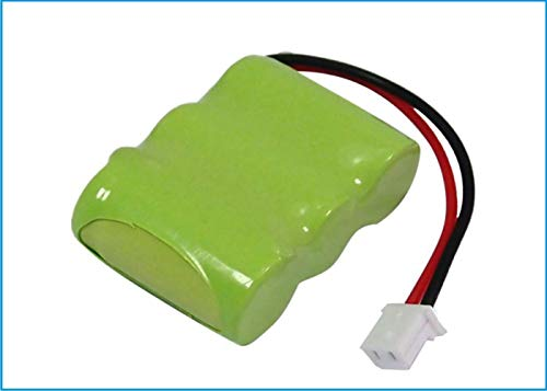 210mAh Battery Replacement Compatible for Dogtra Receiver 282NCP, Receiver 300M, Receiver 302M Photo #3