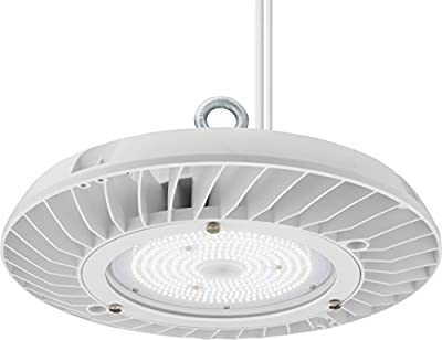 Lithonia Lighting JEBL 80CRI WH Bay Light, 24,000 Lumens