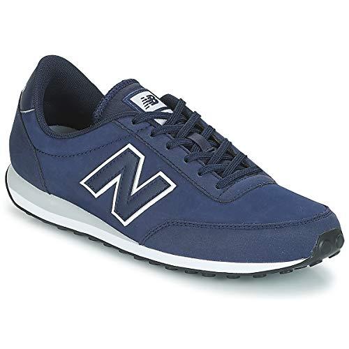 New Balance U410 Zapatillas Moda Hombres Marino/Blanco Zapatillas Bajas Shoes