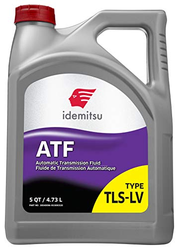 Idemitsu 30040096-95300C020 ATF Type TLS-LV (WS) Automatic Transmission Fluid for Toyota/Lexus/Scion-5 Quart
