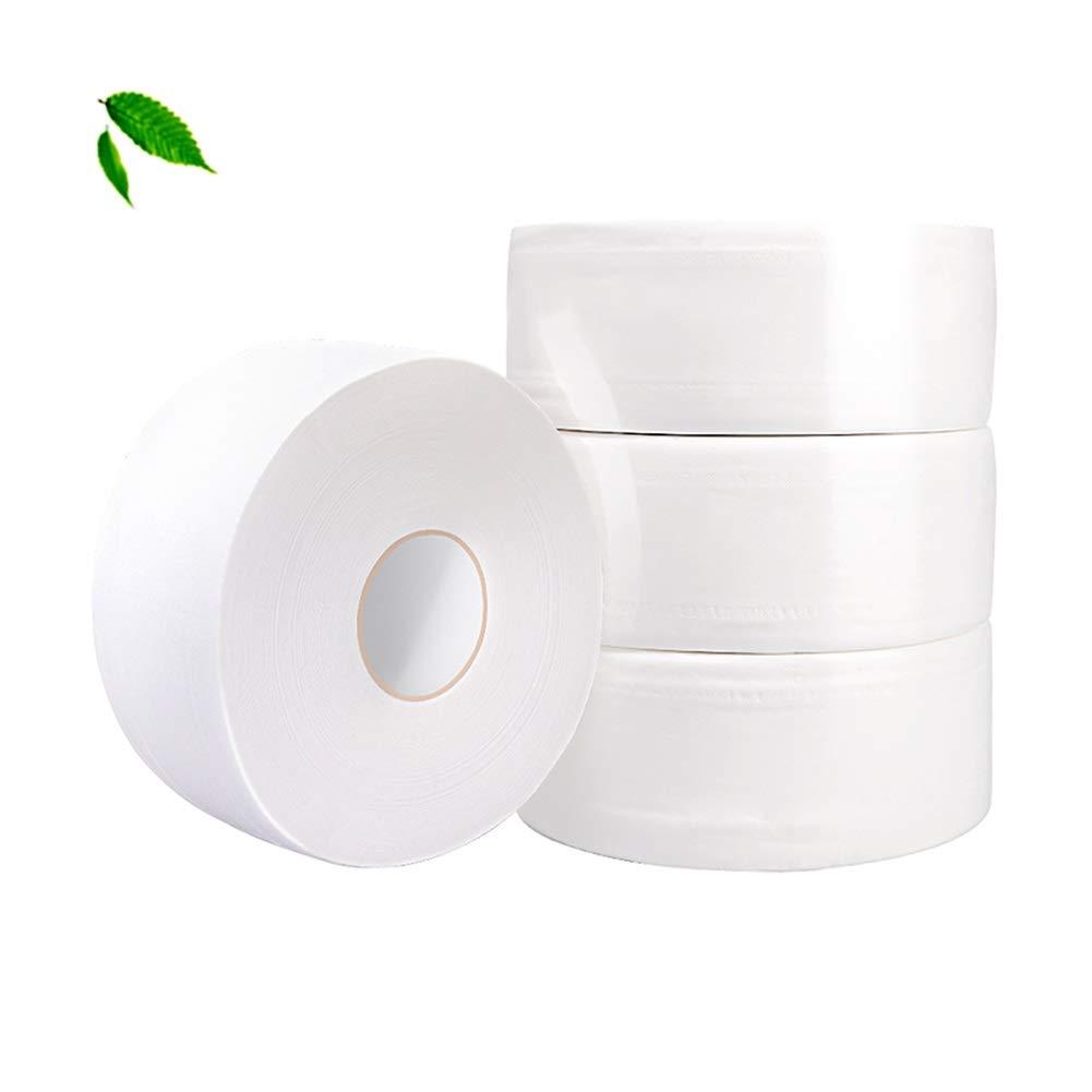 WAHOUM Rollos De Papel Higiénico Papel Muy Suave Biodegradable ...