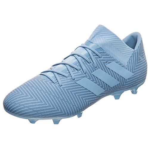 adidas Nemeziz Messi 18.3 FG, Botas de fútbol para Hombre, Azul (Azucen/Azucen/Dormet 0), 42 2/3 EU