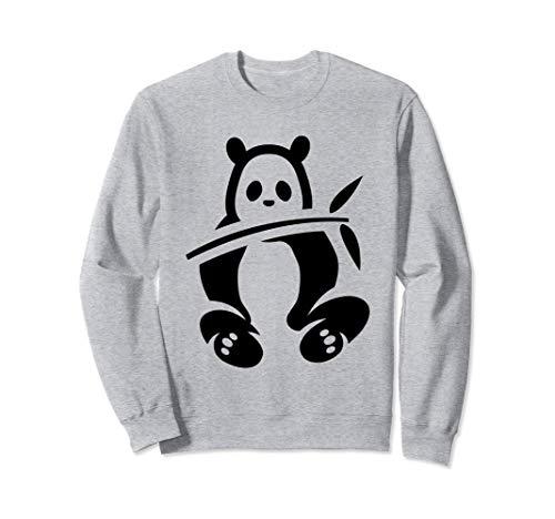 Simpatico regalo per bambini in costume da orso panda di Felpa