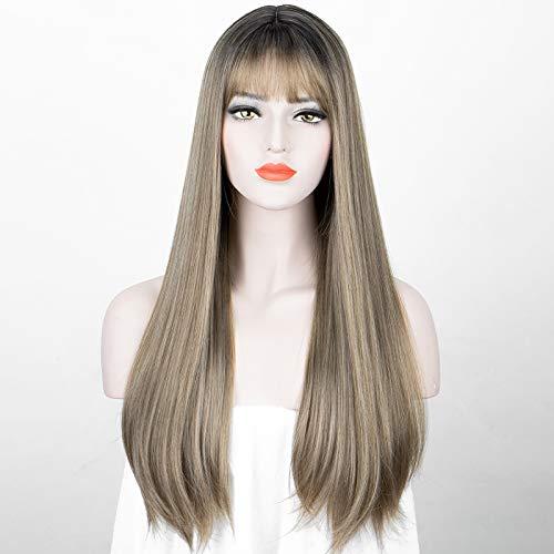 pelucas colores largo on-line