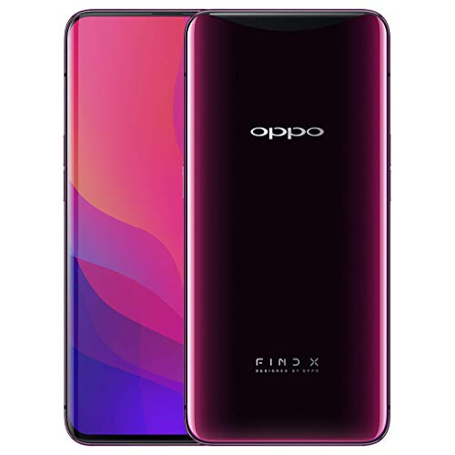 """Oppo Find X 16,3 cm (6.4"""") 8 GB Doppia SIM 4G Rosso 3750 mAh"""