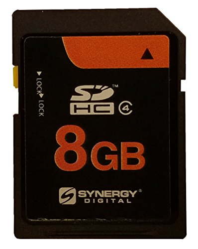 Kodak EasyShare C195 Digital Camera Memory Card 8GB Secure Digital High Capacity (SDHC) Memory Card