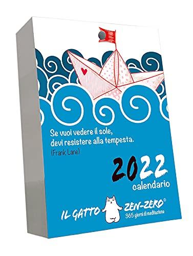 RICARICA CALENDARIO FILOSOFICO ZENZERO 2022 FORMATO A7