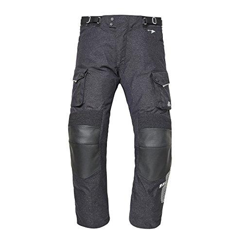 Hein Gericke Tripmaster Sympatex® Hose grau/schwarz 52 - Motorradhose