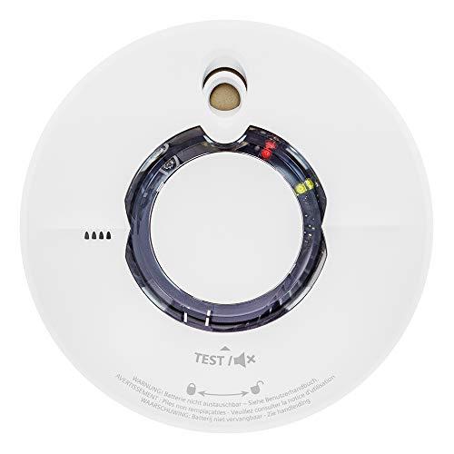 Siemens Delta Reflex 5TC1292-4 (WST630) - Detector de humo interconectable inalámbrico