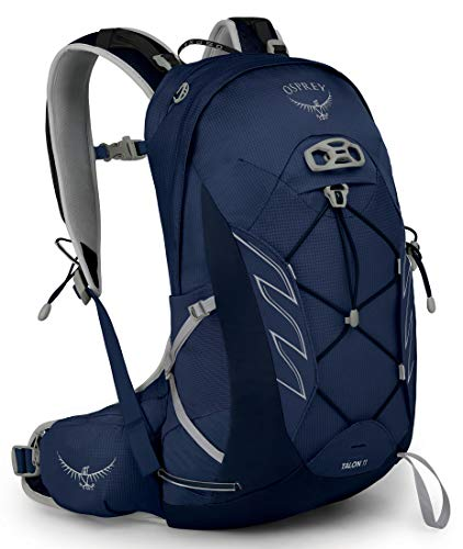 Osprey Talon 11 Men's Hiking Backpack , Ceramic Blue, Large/X-Large