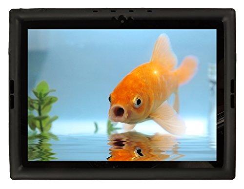 BobjGear Carcasa Resistente para Tablet Google Pixel C 10-Inch Tablet - Bobj Funda Protectora (Negro)