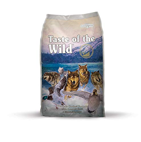 Taste of the Wild Canine Wetlands Pato y Codorniz - 13000 gr